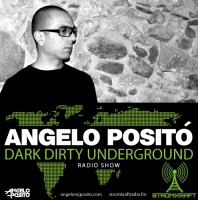 Friday 7th Mar. 9.00pm (CET) – STROM:KRAFT pres. DARK DIRTY UNDERGROUND Radio Show hosted by ANGELO POSITO (Italy) – TECHNO CHANNEL