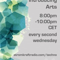 every 2nd Wednesday. 8.00pm (CET) – STROM:KRAFT pres. Introducing Arts exclusive Radio Show by MACHWERK (Germany) – TECHNO CHANNEL
