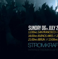 2nd Wednesday 8.00pm (CET) – STROM:KRAFT presents REVOLUCION RADIO SHOW by MARK ELLISON (UK)