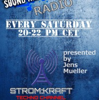 Saturday 08.00pm – SOUNDKLECKSE exclusive Radio Show with weekly changing guests – TECHNO CHANNEL