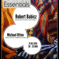 3rd Thursday 8.00pm (CET) – BERLIN ESSENTIALS exclusive Radio Show presented by MICHAEL OTTEN and KAOTEE (Germany)