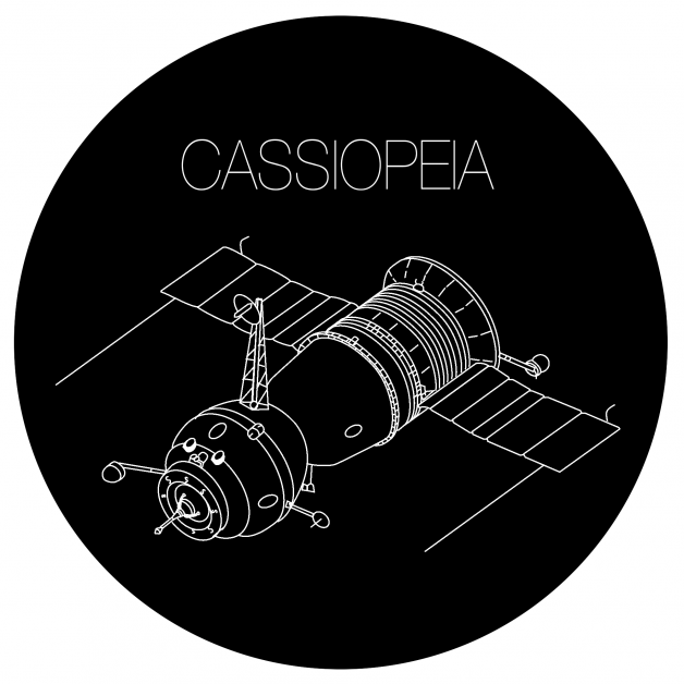 Sunday June 26th 08.00pm CET – CASSIOPEIA AUDIO by Slow Cosmos and Misha Poker