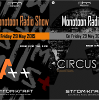 Friday 29th of May. MONOTOON Recordings exclusive Radio Show by DTST & DANN AT BRIDGES