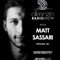 Tuesday June 23th 07.00pm CET- ALLEANZA RADIO SHOW #181 by Jewel Kid