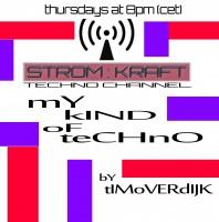 Thursday July 2nd 08.00pm CET – MY KIND OF TECHNO 03 by Tim Overdijk