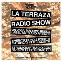 Saturday August 22th 08.00pm CET- LA TERRAZA RADIO  SHOW by Eisenwaren