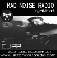 Friday July 3th 08.00pm CET – MAD NOISE #02 by Miki Mad