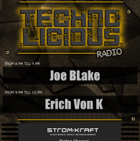 Friday 28th August 08.00pm CET – TECHNOLICIOUS RADIO by Monotoon recordings