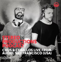 Wednesday July 22th 08.00pm CET- STEREO PRODUCTIONS PODCAST #104 by Chus & Ceballos