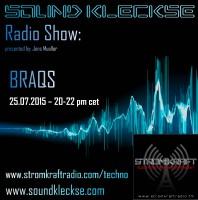 Saturday July 25th 08.00pm CET – SOUND KLECKSE RADIO by Jens Mueller