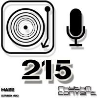Sunday July 26th 04.00pm CET – RHYTHM CONVERTED #215 by Tom Hades