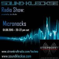 Saturday August 1th 08.00pm CET – SOUND KLECKSE RADIO by Jens Mueller