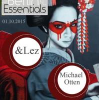 Thursday October 1th 08.00pm CET – BERLIN ESSENTIALS by Michael Otten