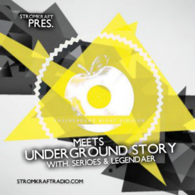 Friday July 15th 09.00pm CET – Underground Story by Serioes & Legendaer