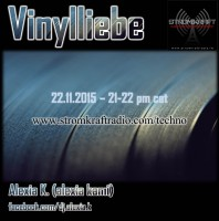 Sunday November 22th 09.00pm CET- VINYLLIEBE  by Alexia K