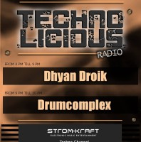 Friday November 27th 08.00pm CET – TECHNOLICIOUS RADIO by Monotoon recordings