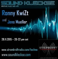 Saturday November 28th 08.00pm CET – SOUNDKLECKSE RADIO by Jens Mueller