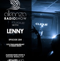 Tuesday December 1th 07.00pm CET- ALLEANZA RADIO SHOW #204 by Jewel Kid