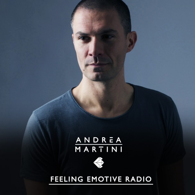 Friday April 15th 09.00pm CET – Feeling Emotive Radio by Andrea Martini