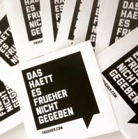 Wednesday February 3th 07.00pm CET – Das Haett Es Frueher Nicht Gegeben Podcast 064