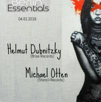 Thursday February 4th 08.00pm CET – BERLIN ESSENTIALS by Michael Otten