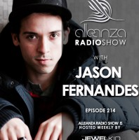 Tuesday February 9th 07.00pm CET- ALLEANZA RADIO SHOW #214 by Jewel Kid