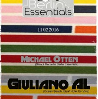 Thursday February 11th 08.00pm CET – BERLIN ESSENTIALS by Michael Otten