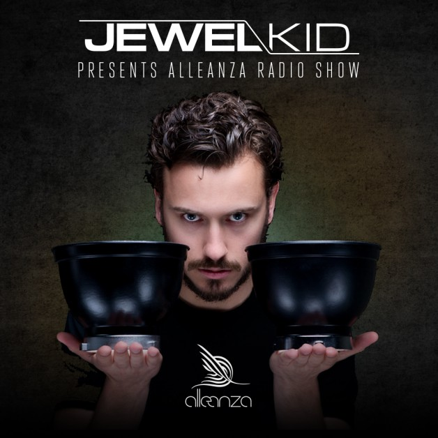 Tuesday April 19th 07.00pm CET- ALLEANZA RADIO SHOW  by Jewel Kid