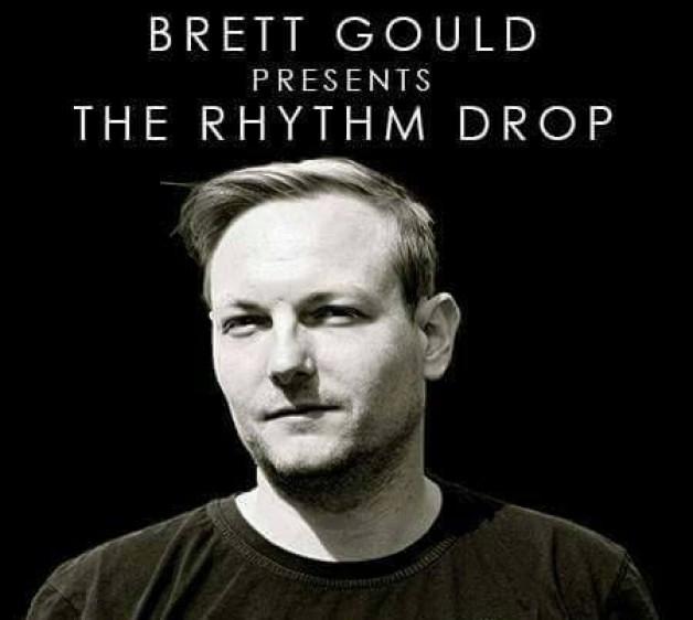 Wednesday May 4th 09.00pm CET – The Rhythm Drop Radio by Brett Gould