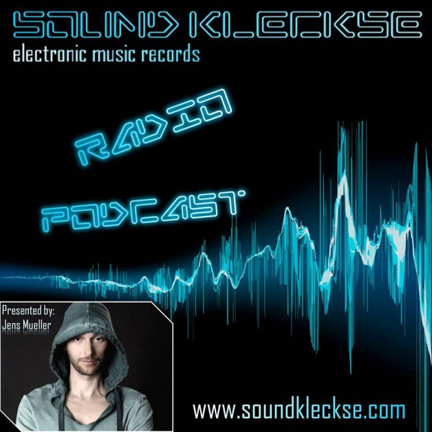 Saturday January 7th 6.00pm CET – Sound Kleckse radio  by Jens Mueller