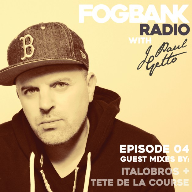 Saturday April 23th 08.00pm CET – Fogbank Radio by J paul Getto