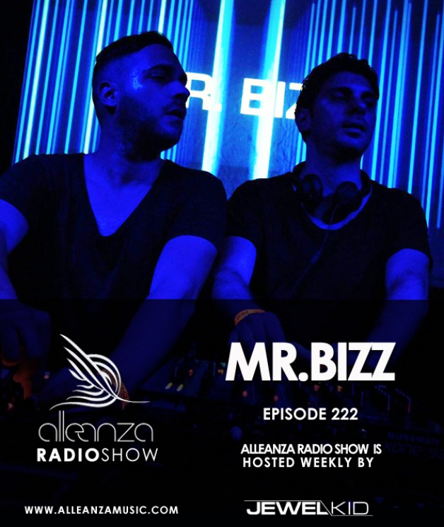 Tuesday April 26th 07.00pm CET- ALLEANZA RADIO SHOW  by Jewel Kid