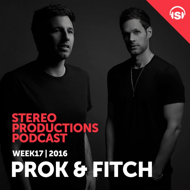 Wednesday April 27th 08.00pm CET – Stereo Productions Podcast #145 by Chus & Ceballos