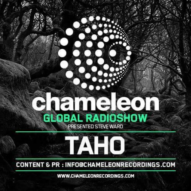 Sunday May 1th 05.00pm CET – Chameleon Radio Show by Steve Ward