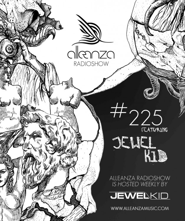 Tuesday May 3th 07.00pm CET- ALLEANZA RADIO SHOW  by Jewel Kid