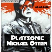 Thursday May 5th 08.00pm CET- Berlin Essentials Radio by Michael Otten ( Stencil Rec.)