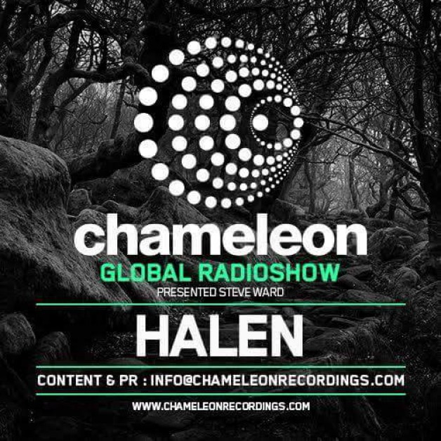 Sunday May 7th 05.00pm CET – Chameleon Radio Show by Steve Ward
