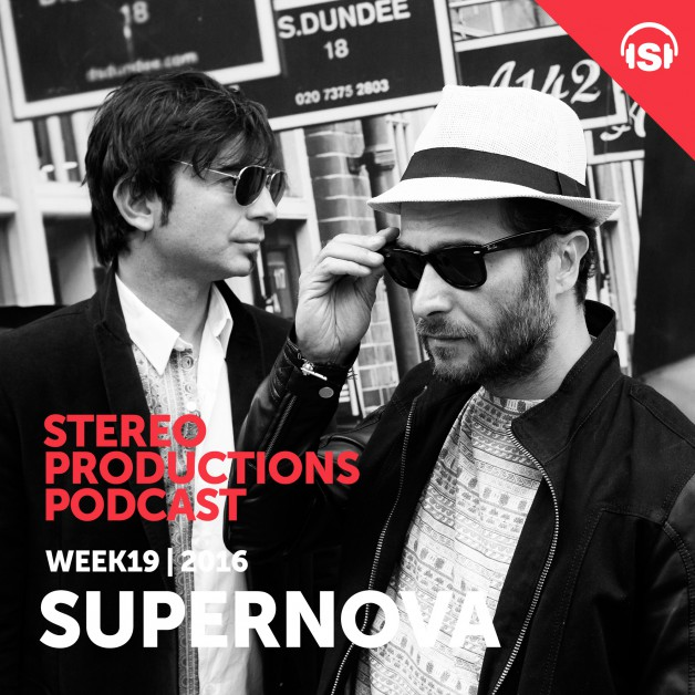 Wednesday May 11th 08.00pm CET – Stereo Productions Podcast #147 by Chus & Ceballos