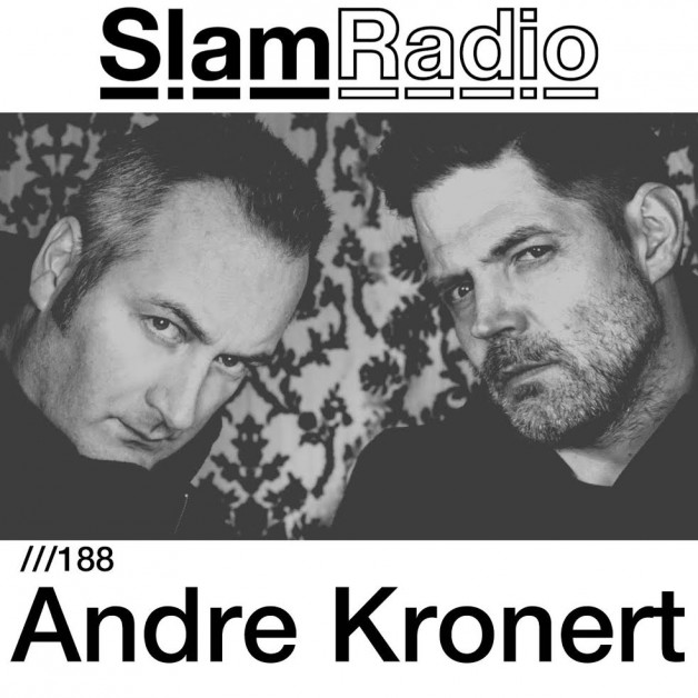 Thursday May 12th 08.00pm CET – SLAM RADIO #188