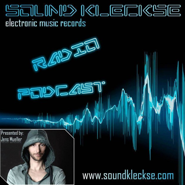 Saturday July 9nd 6.00pm CET – Sound Kleckse radio by Jens Mueller