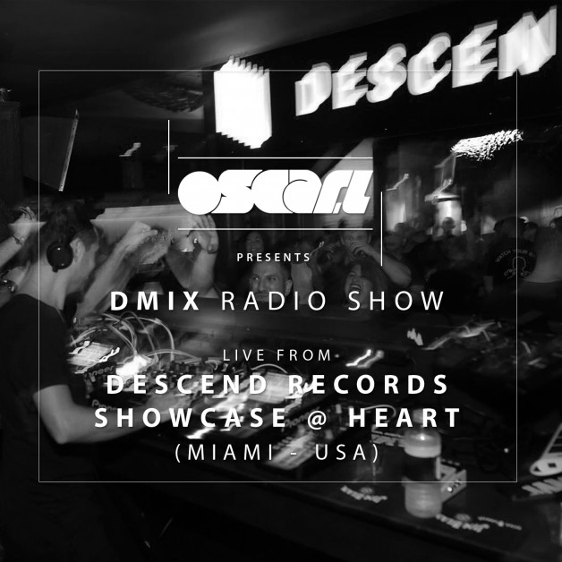 Saturday May 14th 10.00pm CET – D-Mix Radio Show #28 by Oscar L