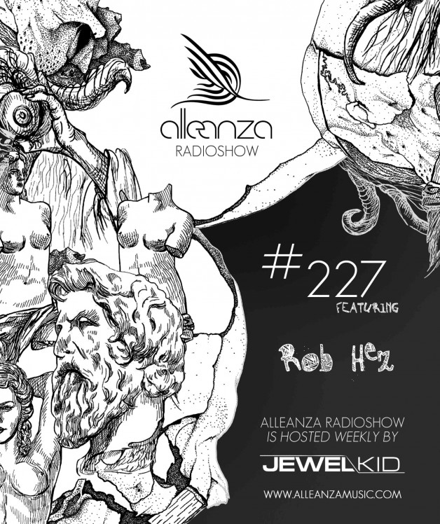 Tuesday May 17th 07.00pm CET- ALLEANZA RADIO SHOW  by Jewel Kid