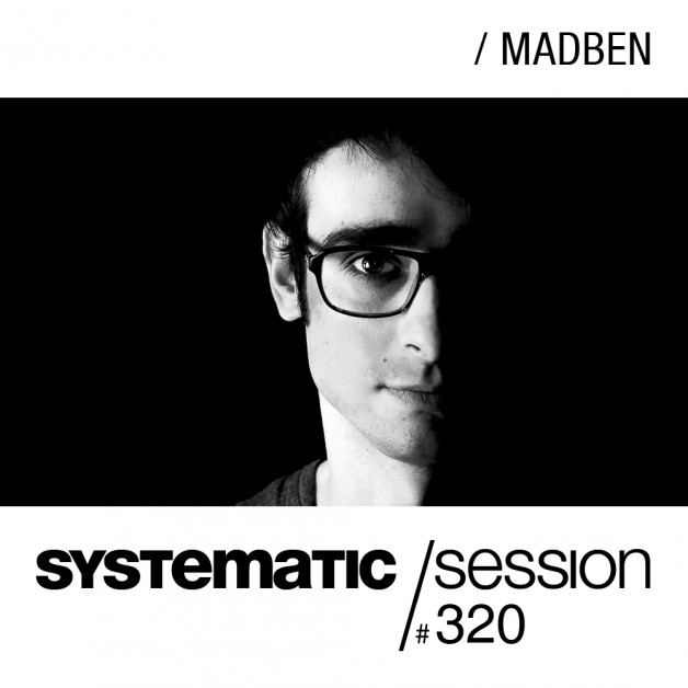 Tuesday May 17th 09.00pm CET- Systematic Sessions by Marc Romboy