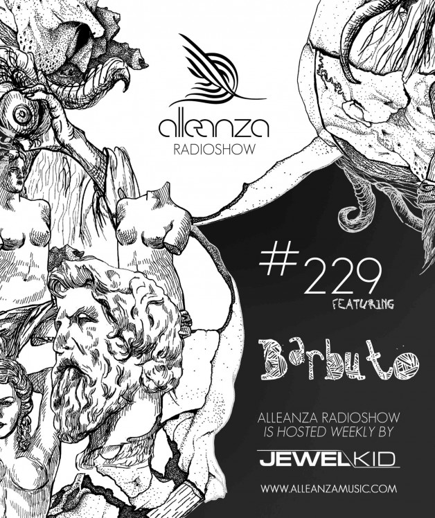 Tuesday May 31th 07.00pm CET- ALLEANZA RADIO SHOW  by Jewel Kid