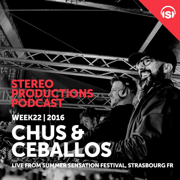 Wednesday June 1th 08.00pm CET – Stereo Productions Podcast #150 by Chus & Ceballos