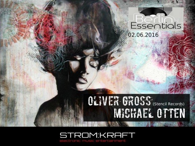 Thursday June 2nd 08.00pm CET- Berlin Essentials Radio by Michael Otten ( Stencil Rec.)
