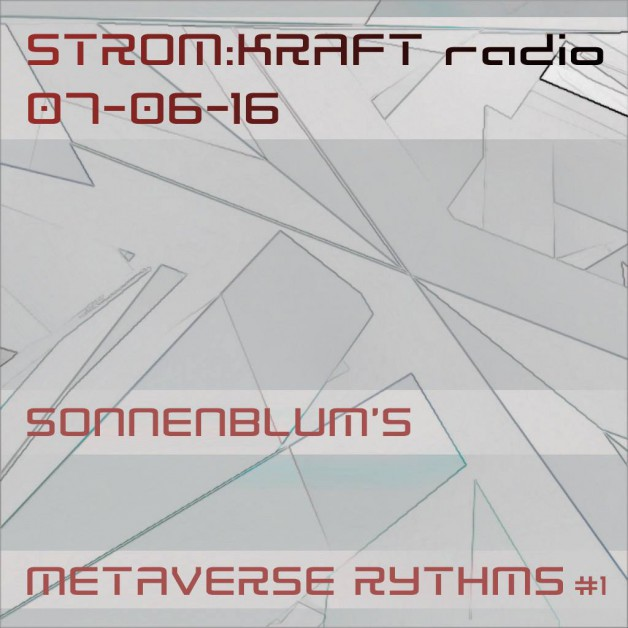 Tuesday June 7th 07.00pm CET [10.00am SLT] – Second Life's METAVERSE RHYTHMS RADIO #01 – Sandro Sonnenblum (GER)