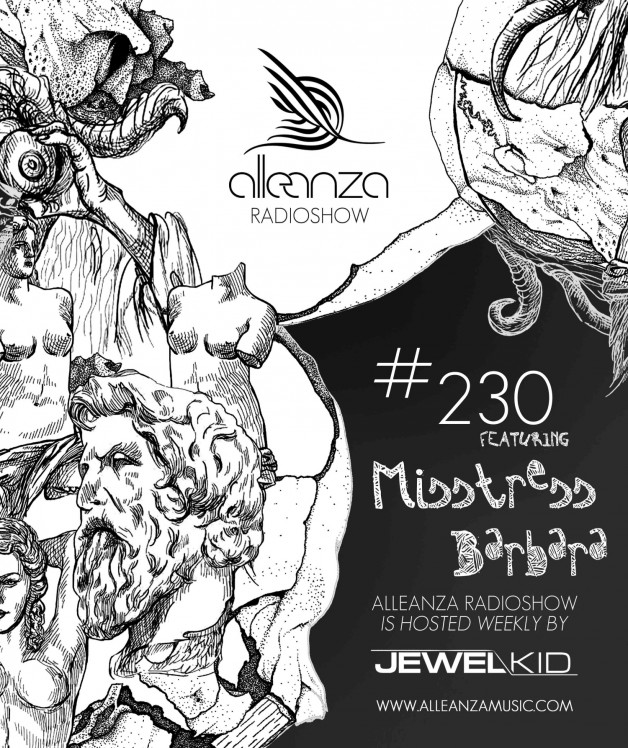 Tuesday June 7th 07.00pm CET- ALLEANZA RADIO SHOW #230 by Jewel Kid