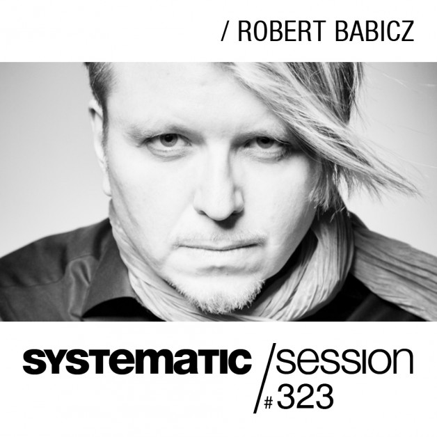 Tuesday June 7th 09.00pm CET- Systematic Sessions #323 by Marc Romboy