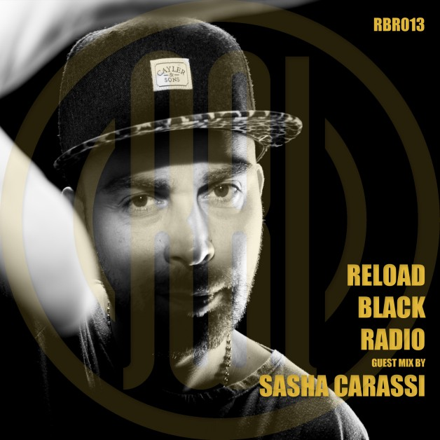 Thursday June 9th 07.00pm CET – Reload Black Radio #13 by The Yellowheads